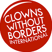 clowns without borders international logo