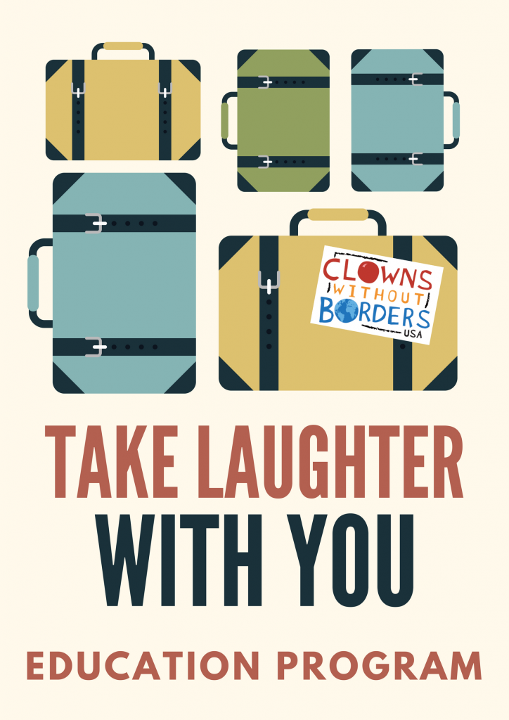 Take Laughter With You