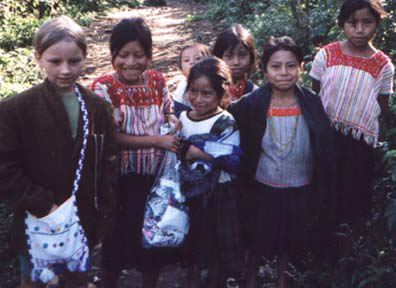 Lela and friends in Yashgemel