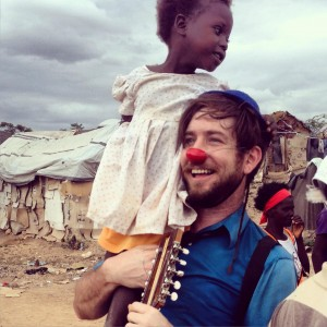 Clay and Kid Haiti