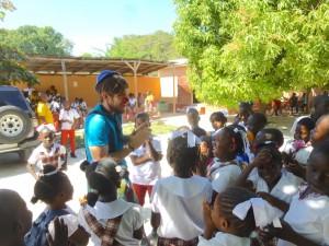 Project Haiti 2016. restorative narrative