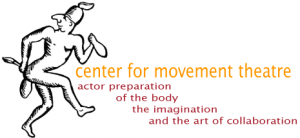 CenterforMovementTheatrewithDodyDisanto logo. Clown School