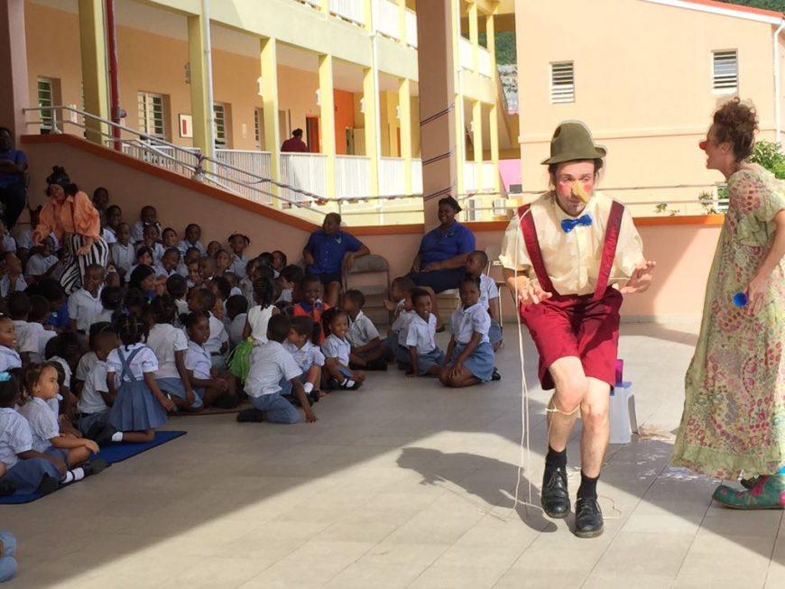 St. Maarten performance