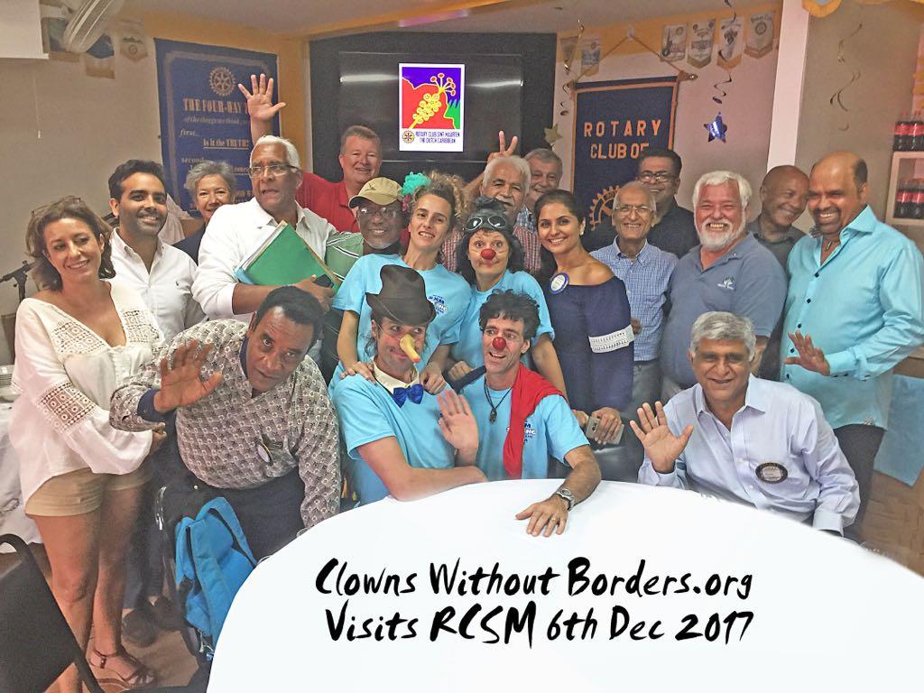 CWB visits St. Maarten