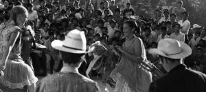 People celebrate in Chiapas