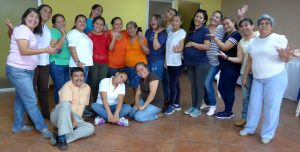 Group photo after Moshe's workshop in Guatemala