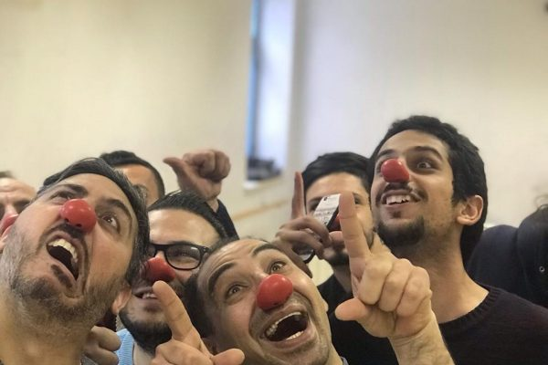 Palestinian Clowns