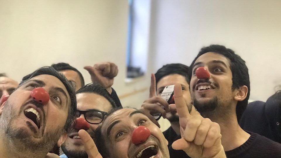 Palestinian Clowns